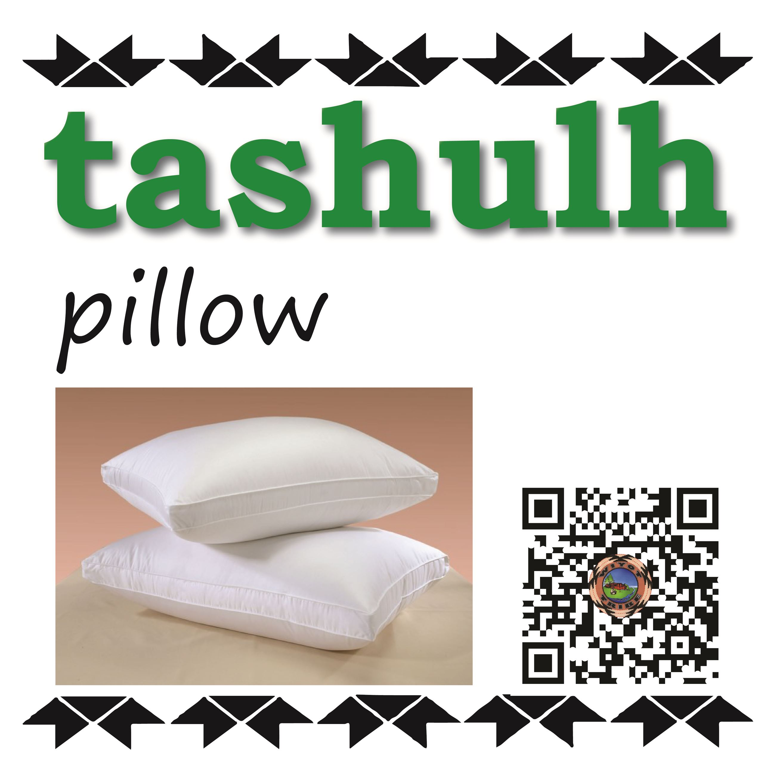 tashulh (pillow)