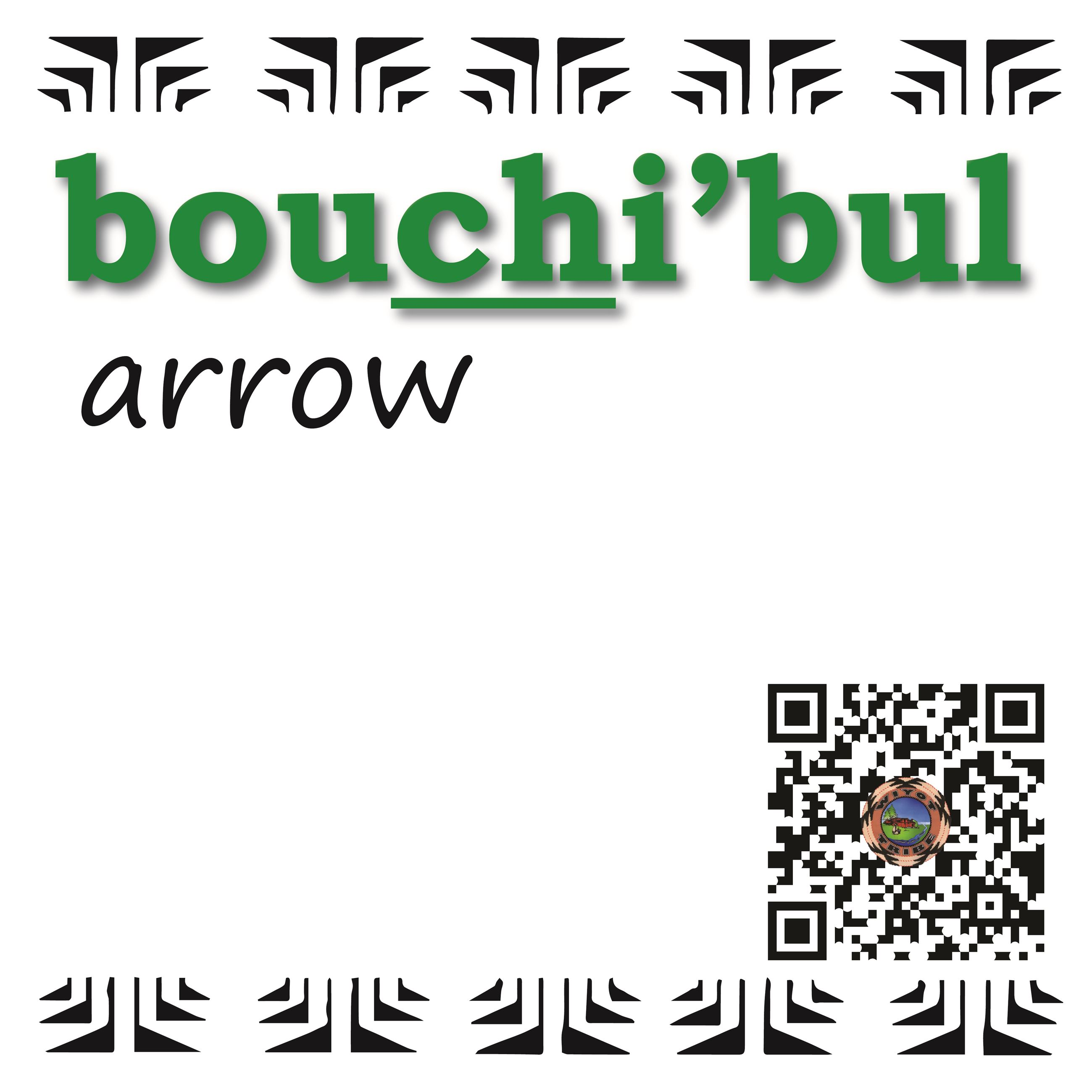 bouchi'bul (arrow)