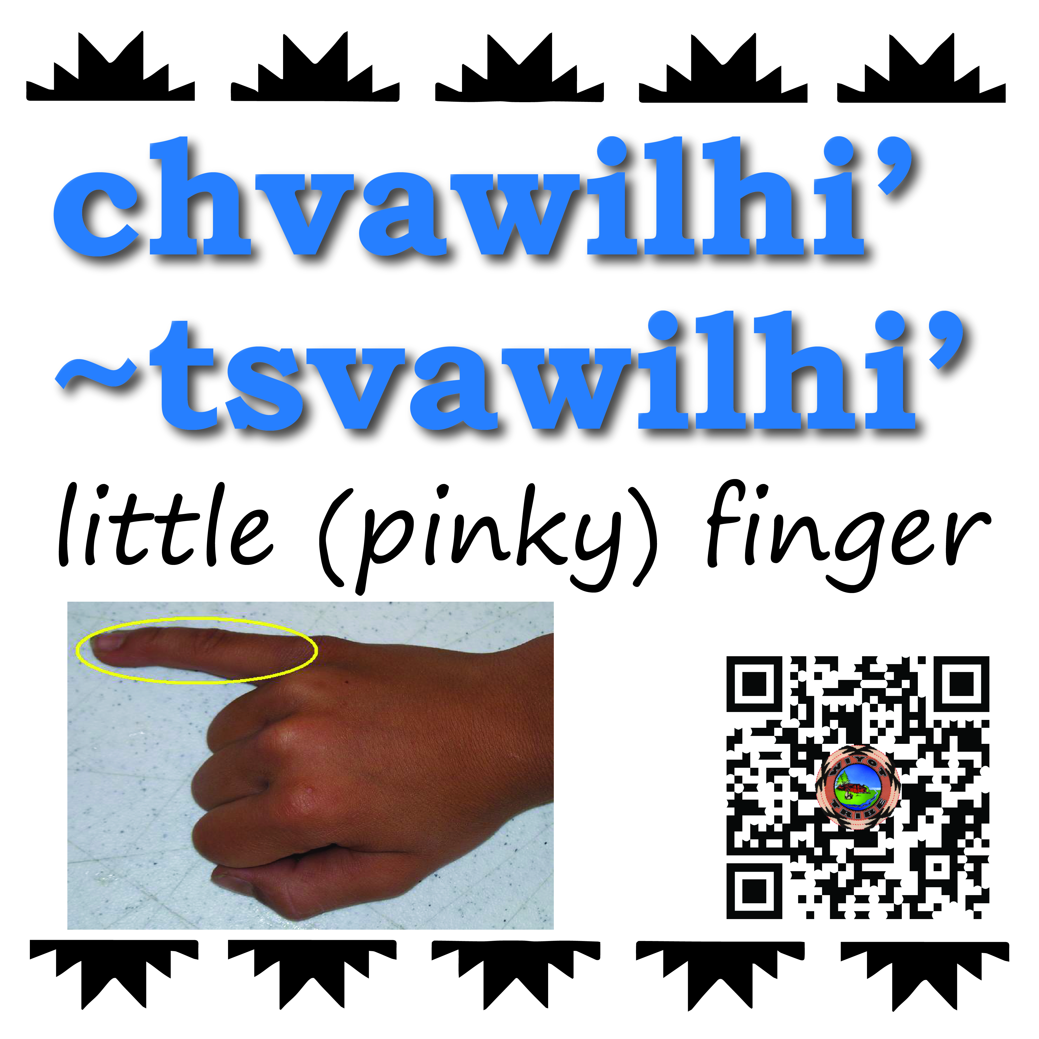 chvawilhi_tsvawilhi_little_pinky_finger_toe
