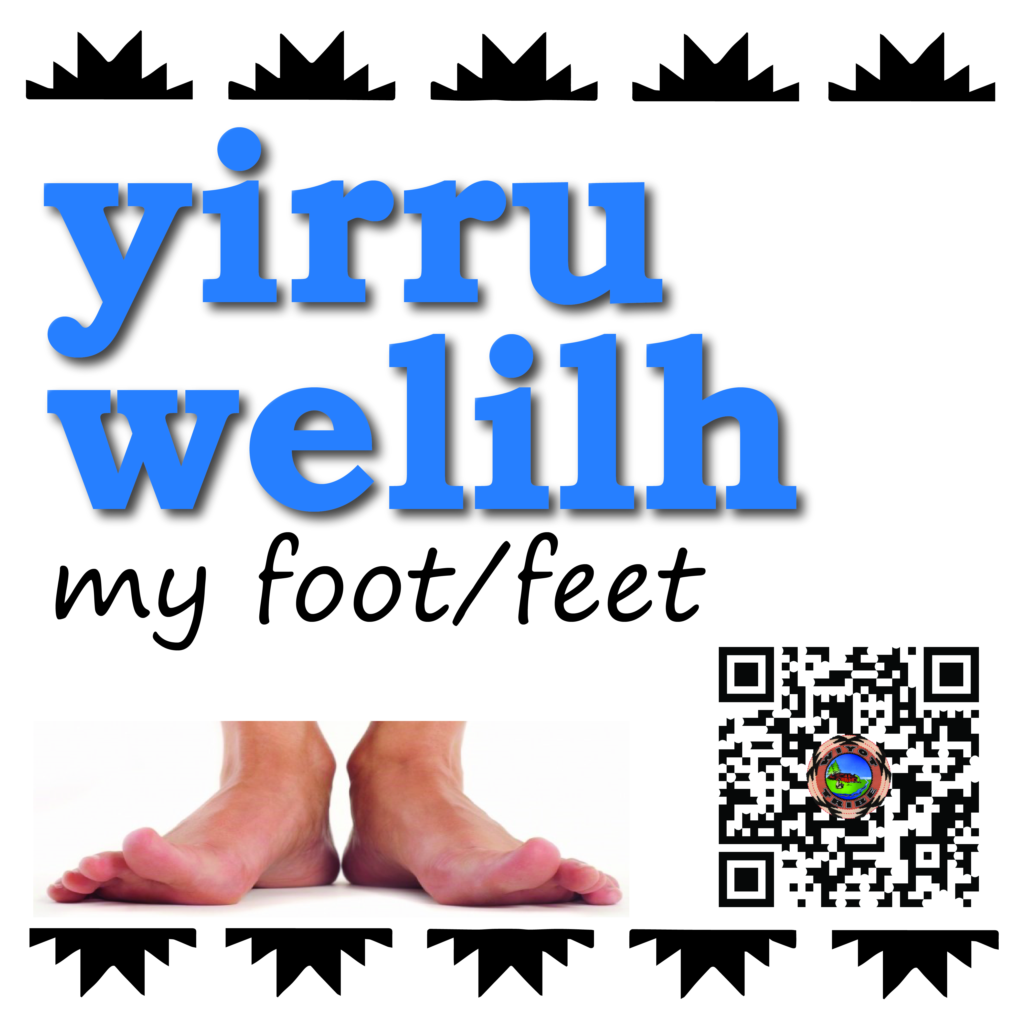 yirru_welilh_my_foot