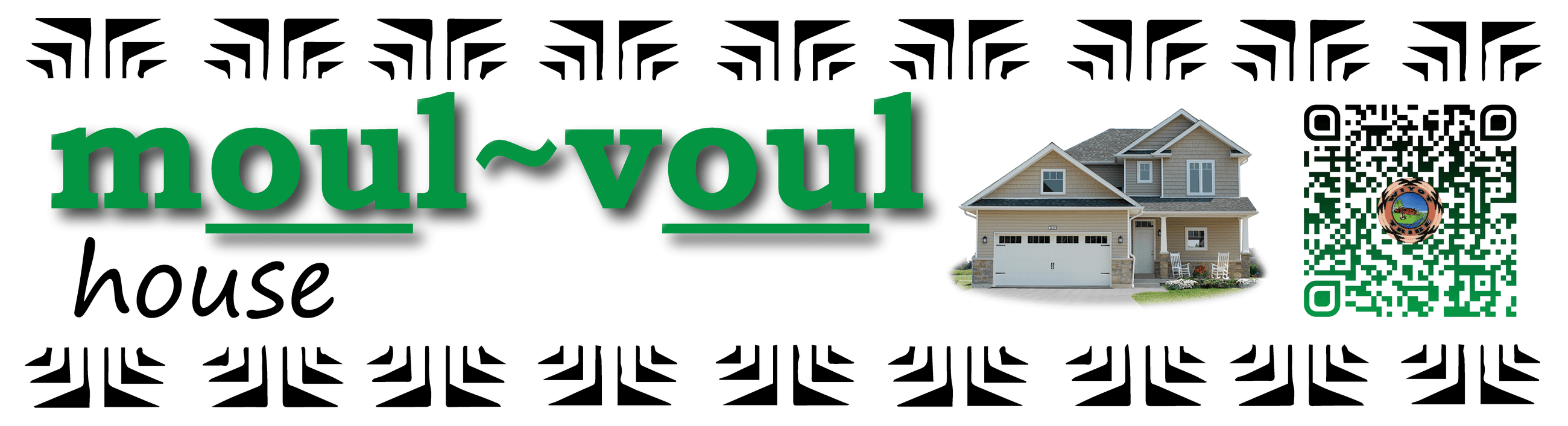 Pronunciation vocabulary primer_OUou_moul_voul_house